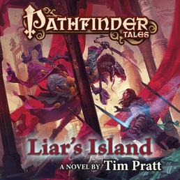 Pathfinder Tales: Liar's Island