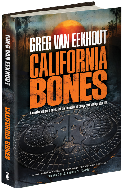 California Bones Bookshot
