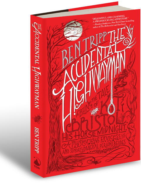 The Accidental Highwayman Bookshot