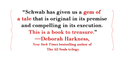 Deborah Harkness quote