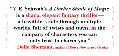 Delia Sherman quote