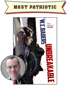Most Patriotic: UnBreakable by W. C. Bauers