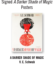 A Darker Shade of Magic Poster