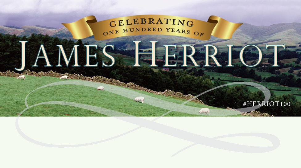 Celebrating 100 Years of James Herriot