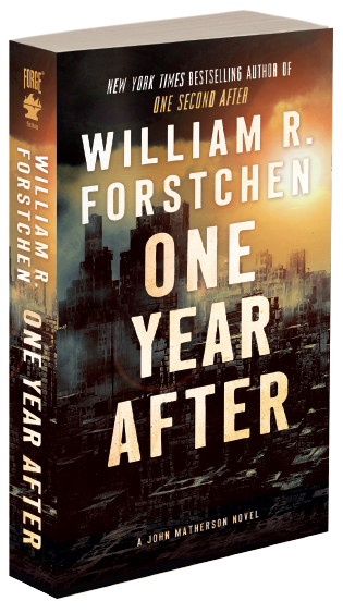 One Year After bookshot