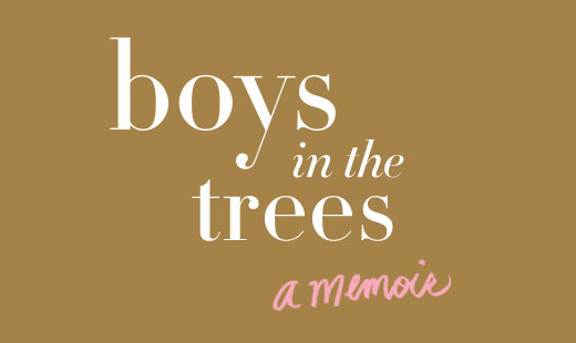 Boys in the Trees - A Memoir