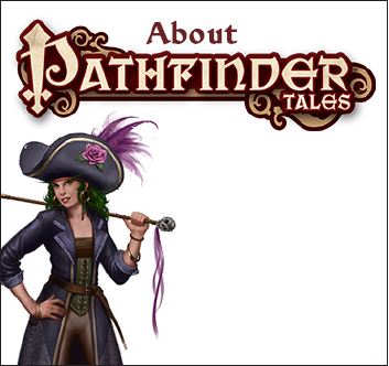About Pathfinder Tales