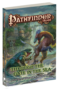 Through the Gate in the Sea by Gabrielle Harbowy