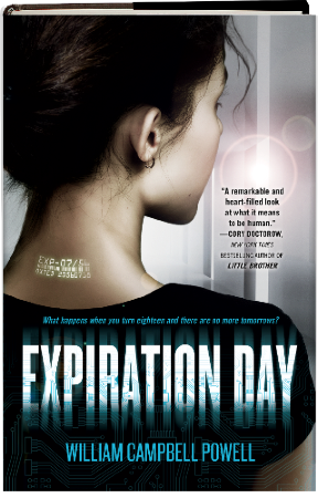 Expiration Day Bookshot