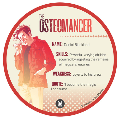 The Osteomancer