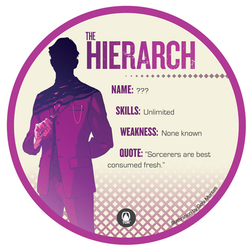 The Hierarch